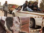 Ливийские повстанцы отвергли предложение о перемирии