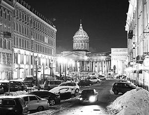 В Санкт-Петербурге ощущаются толчки