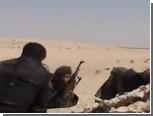 В Сети появилось видео боя в восточной Ливии