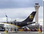 На борту самолета UPS нашли фальшивую бомбу