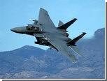 Опубликованы фотографии разбившегося в Ливии истребителя F-15