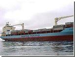 """Пиратов отогнали от американского контейнеровоза """"Маерск Алабама"""""""