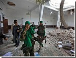 Ливийские повстанцы признали поражение в Рас-Лануфе