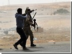 Война в Ливии. Повстанцы отбили стратегически важный город у Муаммара Каддафи