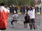 В Бахрейне по демонстрантам открыли огонь из пулеметов. Что дальше?