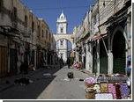 На окраине Триполи произошла серия мощных взрывов