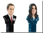 Принц Уильям и Кейт Миддлтон превратились в упаковку для конфет