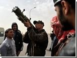 Повстанцы сбили вертолет бойцов Каддафи