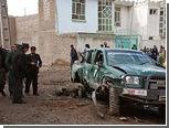 В Афганистане смертник подорвал здание строительной компании