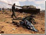 Коалиция нанесла новый удар по наступающим войскам Каддафи