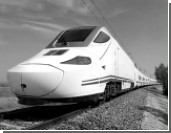 РЖД  закупят скоростные поезда в Испании