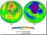 Арктическому озону пообещали рекордное утончение