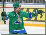 Радулов признан лучшим форвардом месяца в КХЛ
