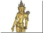 Статуя Будды XVI века осталась на Christie's без покупателя