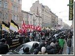 Смольный согласовал шествие и митинг оппозиции