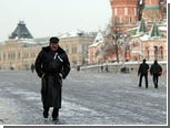 Возле Красной площади задержали людей с белыми шариками