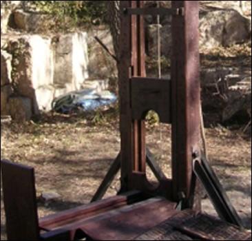 Во Франции на аукционе выставят орудия пыток знаменитого палача