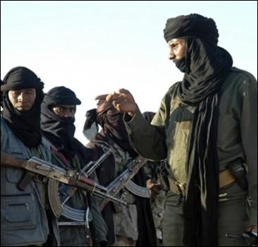 Сепаратисты захватили в Мали город