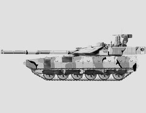 Утвержден проект новой боевой платформы для танков