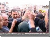 В Хомсе боевики обстреляли кортеж президента Сирии