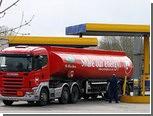 Британских военных пересадят на бензовозы