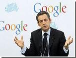 """Саркози снова предложил ввести """"налог на Google"""""""