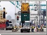 Торговый дефицит США оказался максимальным c начала кризиса