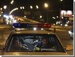 В Химках взорвали автомобиль полицейского