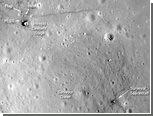 Зонд NASA сфотографировал следы американских лунных миссий