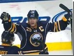 Игрок НХЛ забил гол на последней минуте овертайма