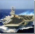 """США оставляют в Средиземном море авианосец """"Джордж Буш"""""""
