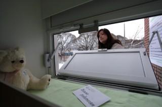 Младенца-подкидыша в Ставрополе врачи назвали Владимиром Крымовым