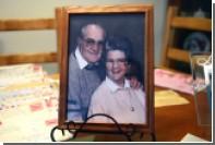 В США прожившие вместе 67 лет супруги умерли в один день