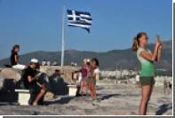 Немецкие туристы заплатили мэру греческого города 875 евро за Вторую мировую