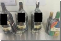 В Пулково у туристов нашли 23 бутылки рома с растворенным кокаином