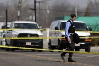 Задержан подозреваемый в стрельбе в полицейских в Фергюсоне