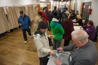 На парламентских выборах в Эстонии лидирует Партия реформ