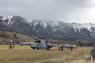 Власти заявили о невыходе на связь экипажа А-320 перед катастрофой