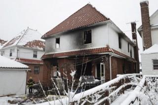 В Нью-Йорке при пожаре погибли семь детей