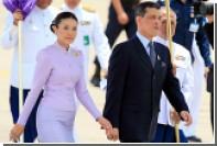 Родителей бывшей принцессы Таиланда отправили в тюрьму за клевету
