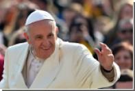 Папа Римский спрогнозировал срок пребывания на святом престоле