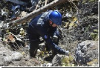 На месте крушения А-320 нашли видео с последними секундами падения