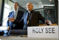 Представитель Ватикана допустил применение силы против исламистов