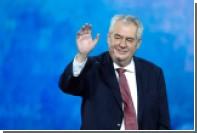 Президент Чехии подтвердил намерение посетить Россию 9 мая
