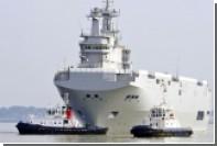 Франция отправила «Мистраль» в Южно-Китайское море