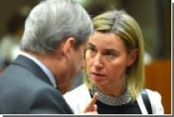 ЕС заявил о сохранении санкций против Крыма