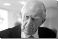 Умер бывший премьер-министр Австралии Малколм Фрейзер