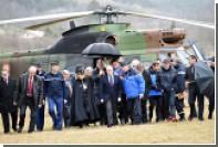 МВД Франции отказалось полностью исключить версию теракта при падении Airbus