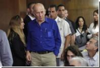 Бывшего израильского премьера осудили по «делу о конвертах с деньгами»