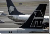 Пилотам мексиканских самолетов запретили оставаться в кабине поодиночке